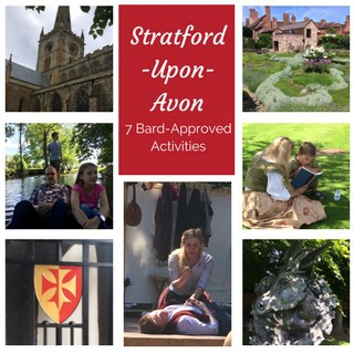 7 Stratford-Upon-Avon Tips for Bard Approved Family Activities.