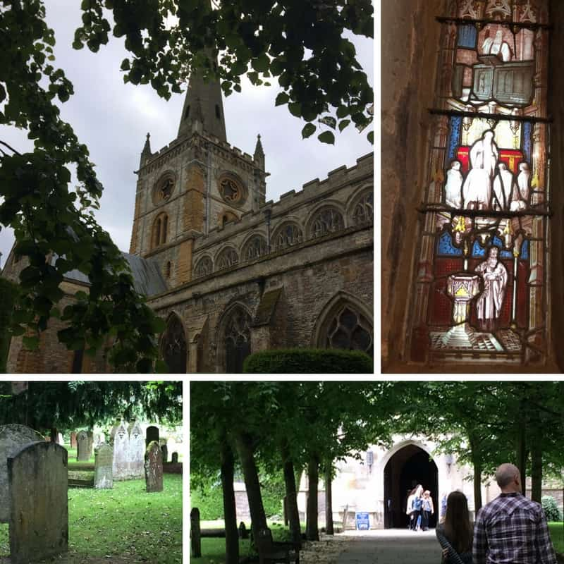 Holy Trinity Church. 7 Stratford-Upon-Avon Tips for Bard Approved Family Activities.