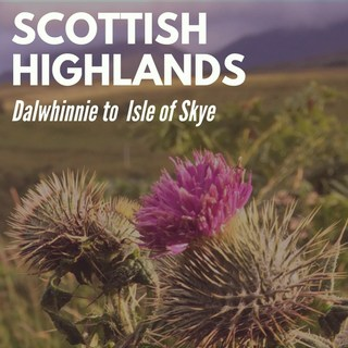 The Scottish Highlands. Join me on our Highland trip from Dalwhinnie to Isle of Skye. Ambitious adventure awaits!