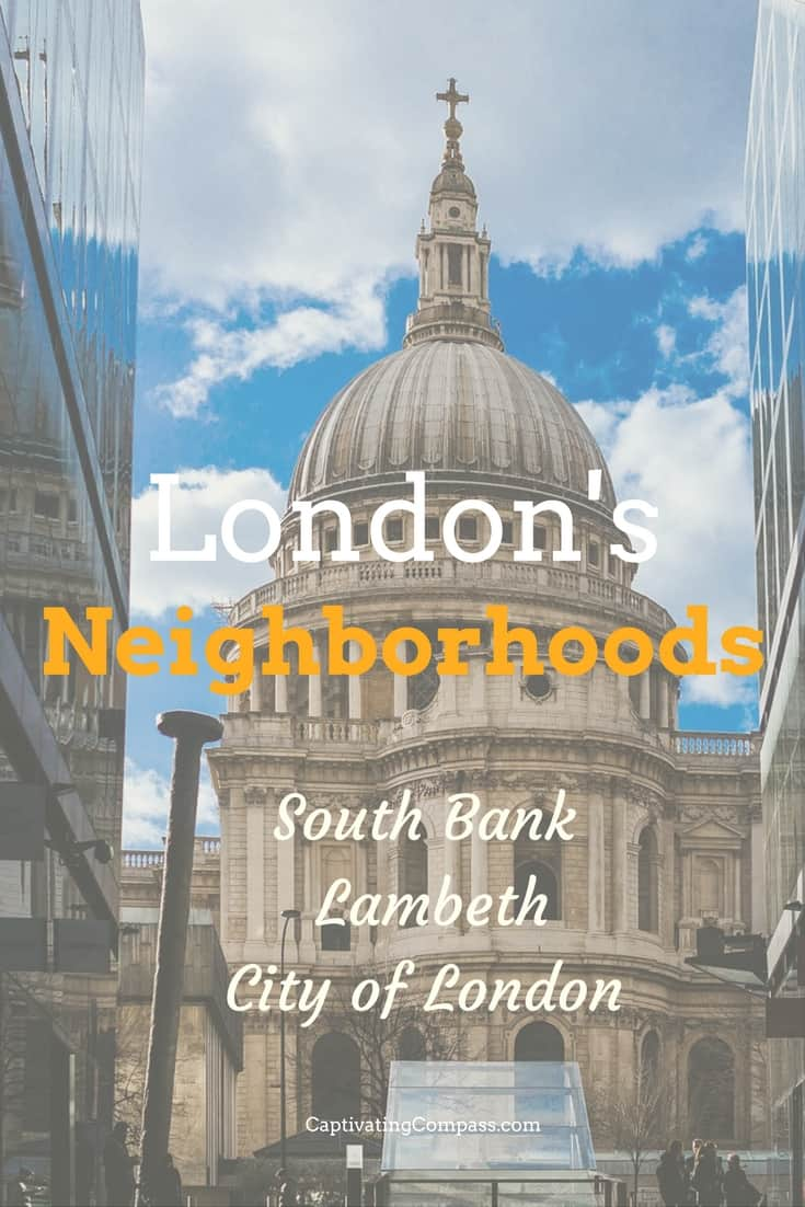 Not sure which London neighborhood is right for your family? Find out what makes Lambeth, South Bank, City of London. great London neighborhoods for families