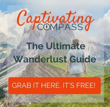 Turn Your Wanderlust Dream to Reality. #giftguide #Wanderlust #DreamTrip