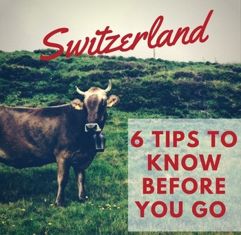 Headed to Switzerland? Here are a few travel tips to know before you you. #VisitSwitzerland #DreamPlanGo #Captiv8compass #SwissTravelGuide