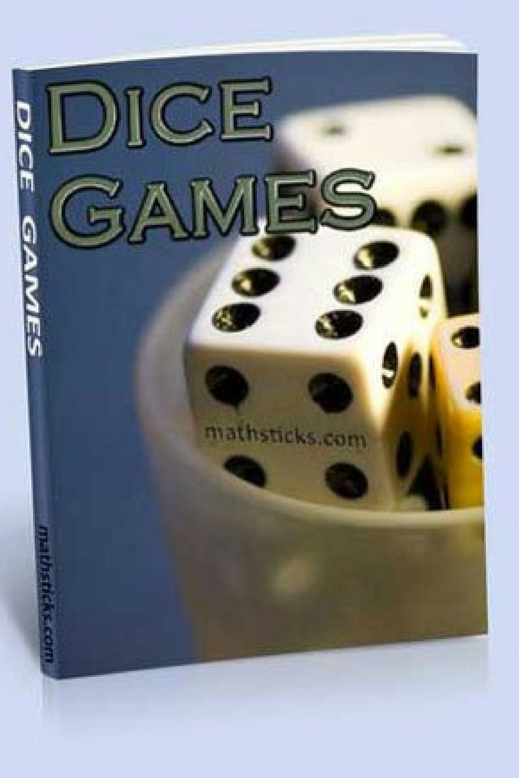 The other day I stumbled across this book of dice games. What a great boredom buster! #Homeschooling #worldschooling #DigitalFamily
