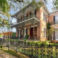 1873 Italianate For Sale In Mobile Alabama