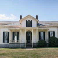 1850 Gothic Revival In Pleasureville Kentucky