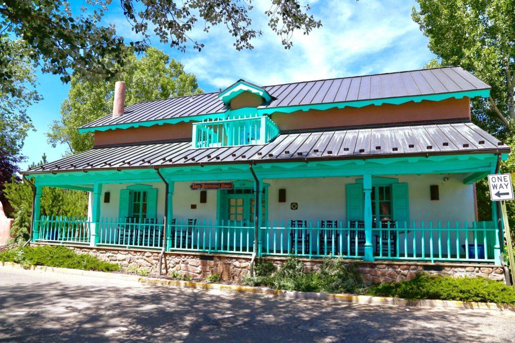 1875 The Casa Romero Compound For Sale In Taos New Mexico