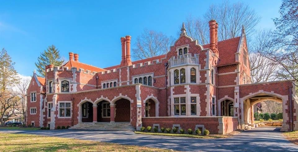1898 Mansion In Wayne Pennsylvania