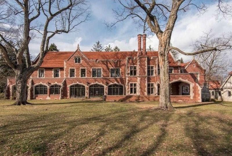 Pennsylvania 1898 Mansion
