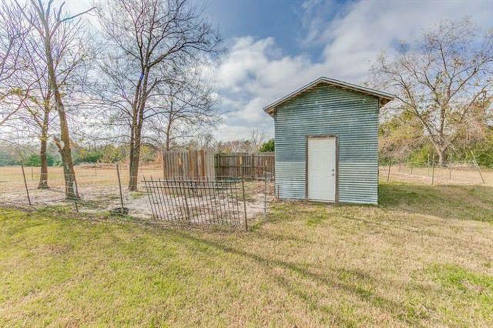 Texas 1906 Early American Prairie Farmhouse