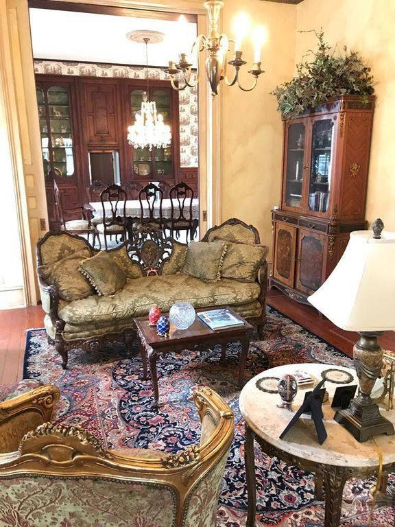 1885 Sweeney-Royston Home For Sale In Galveston Texas