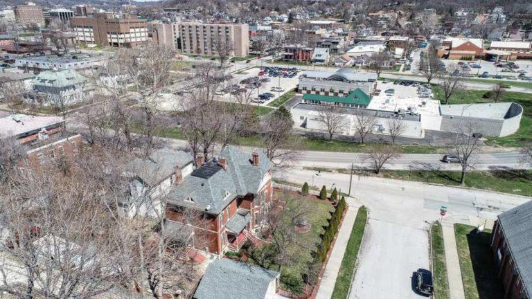 1888 Brick Victorian For Sale In Council Bluffs Iowa