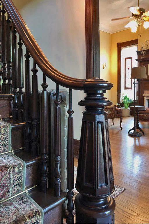 1854 Italianate For Sale In Batavia Illinois