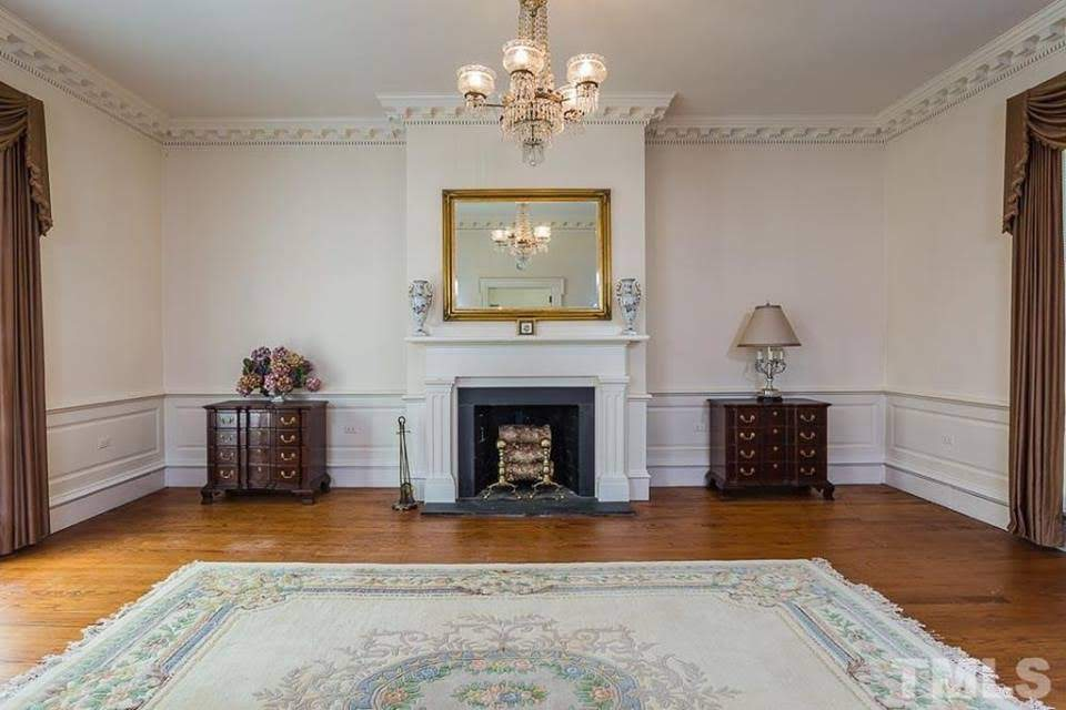 1940 Neoclassical For Sale In Littleton North Carolina
