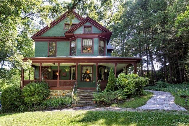1904 Appalachian Victorian In Asheville North Carolina