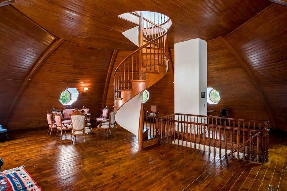 1860 Armour-Stiner Octagon House For Rent In Irvington New ...