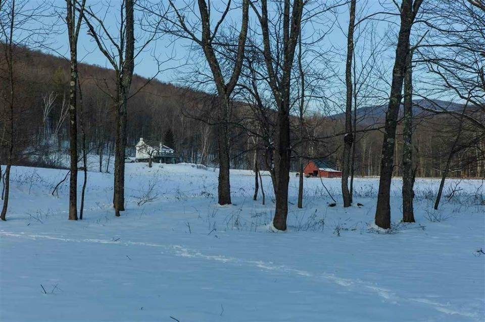 1812 Farmhouse On 13 Acres For Sale In Shaftsbury Vermont