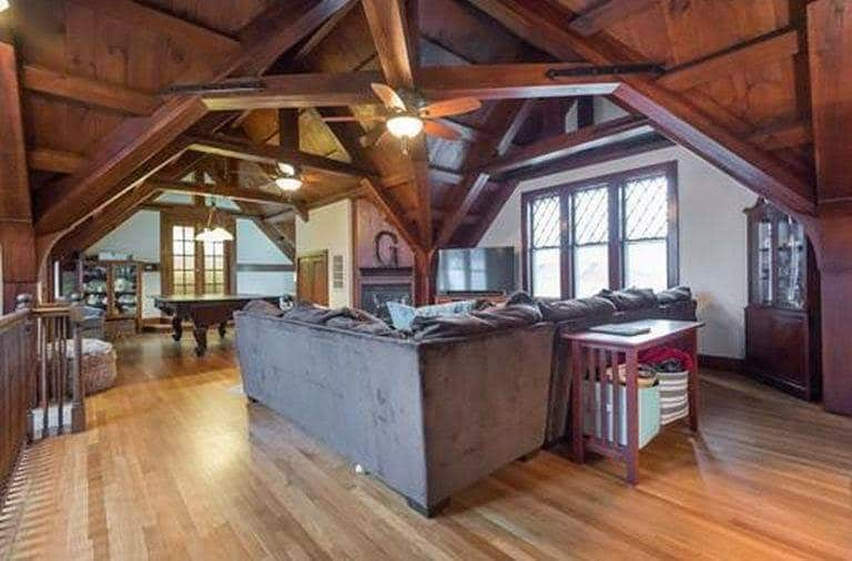 1851 Gothic House For Sale In Salem Massachusetts
