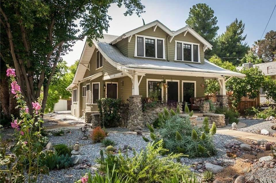 1912 craftsman style house for sale in redlands california - What is a craftsman style home ...