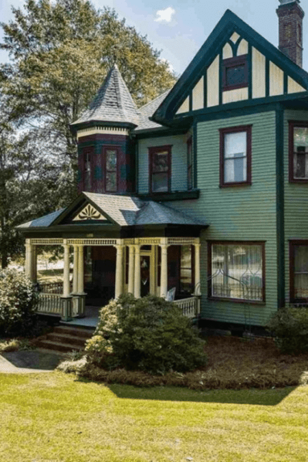 1897 Victorian For Sale In Leesville South Carolina