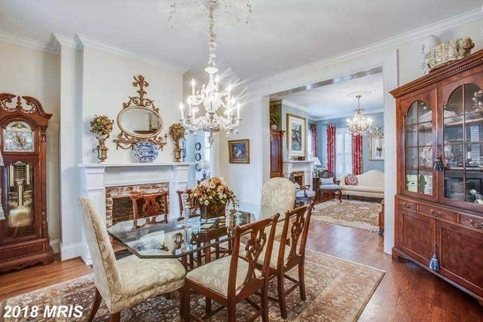 1890 Italianate For Sale In Fredericksburg Virginia