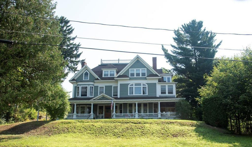 1896 Franklin Manor B B For Sale In Saranac Lake New York