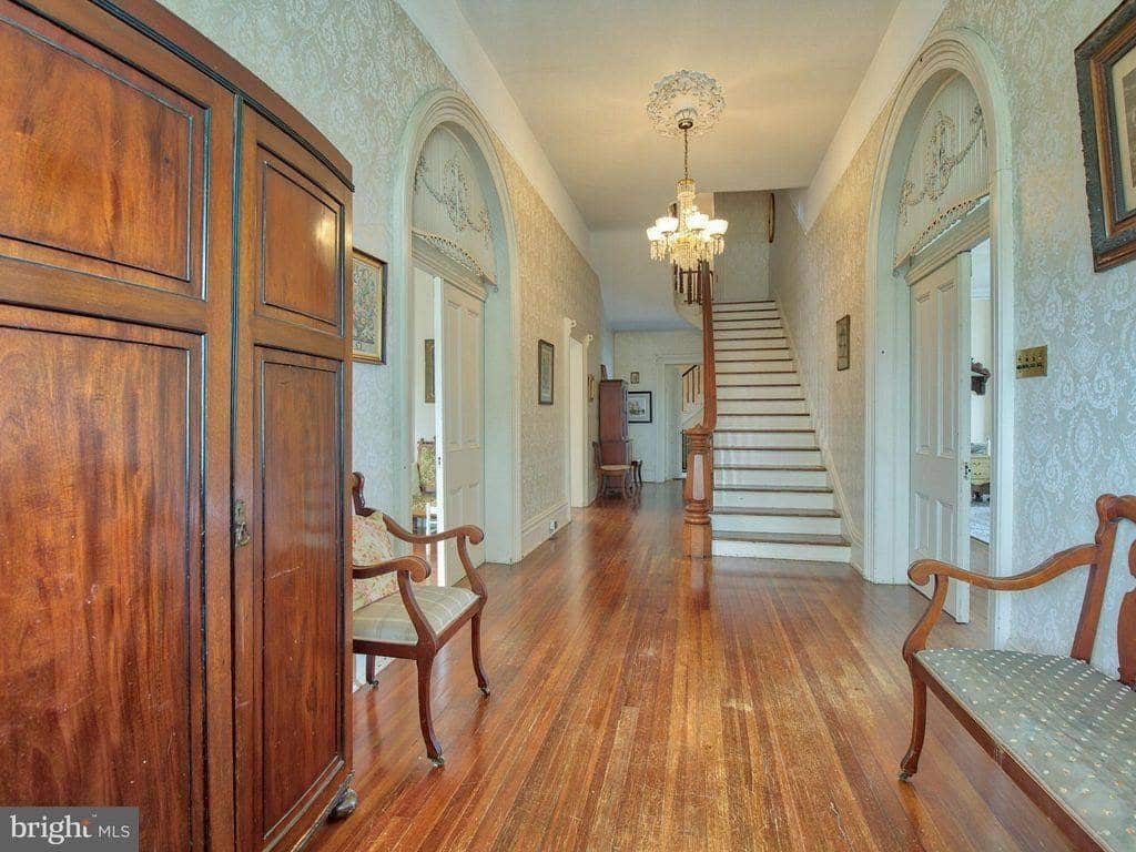 1885 Queen Anne For Sale In Winchester Virginia