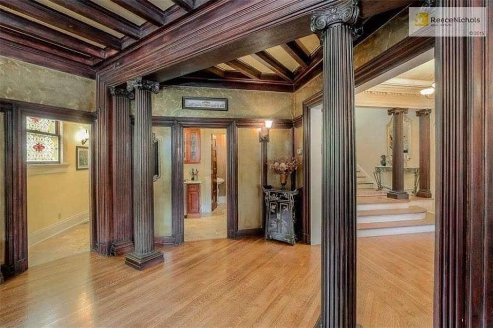 1909 Historic House For Sale In Kansas City Missouri
