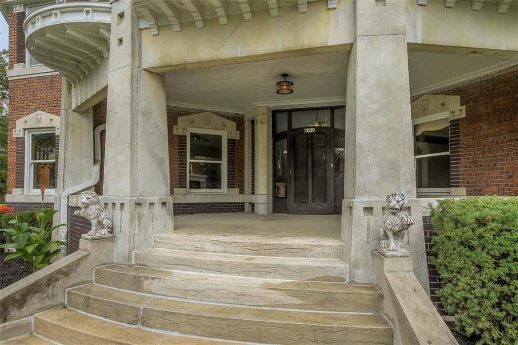 1910 Historic House For Sale In Kansas City Missouri ...