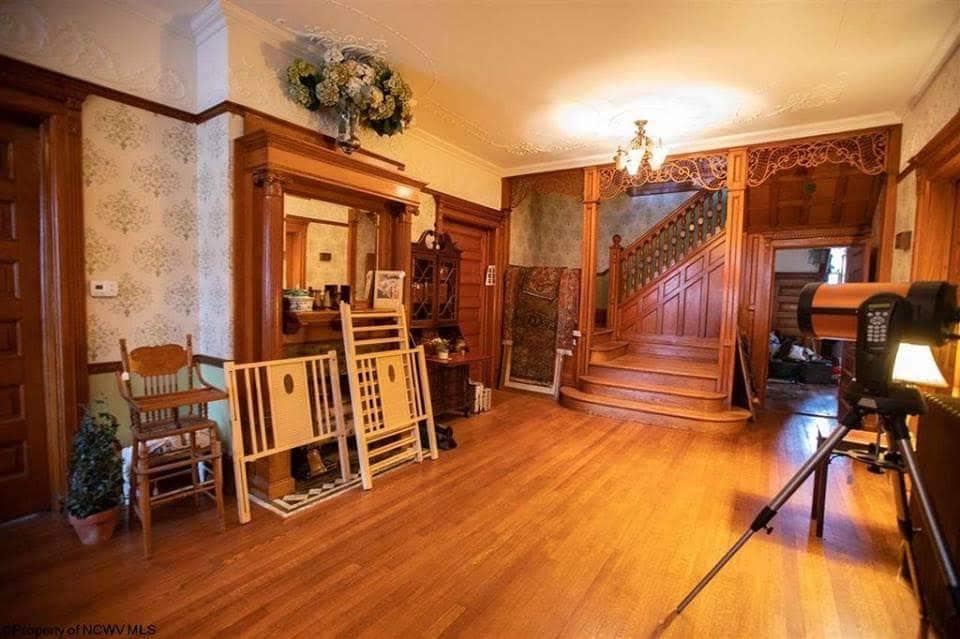 1897 Victorian For Sale In Elkins West Virginia