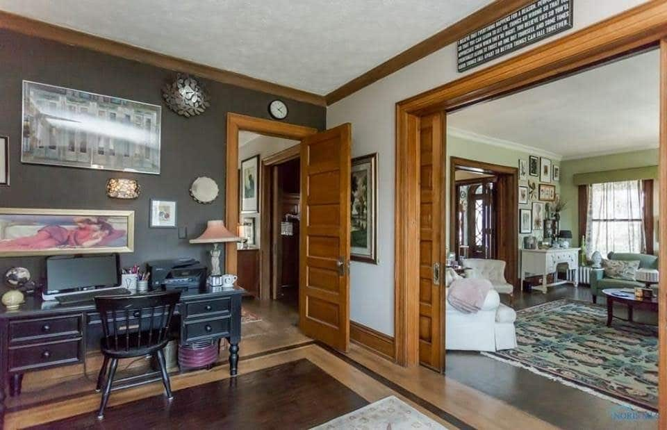 1907 Historic House For Sale In Toledo Ohio Captivating