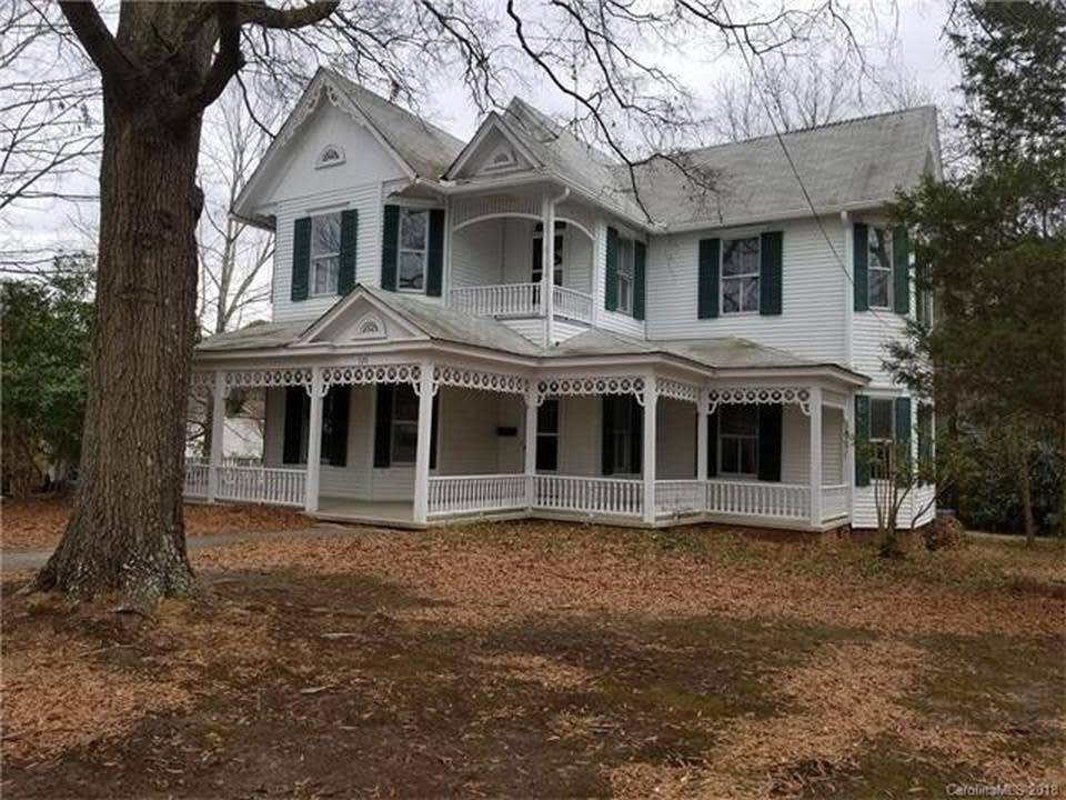 1905 Fixer Upper For Sale In Troy North Carolina