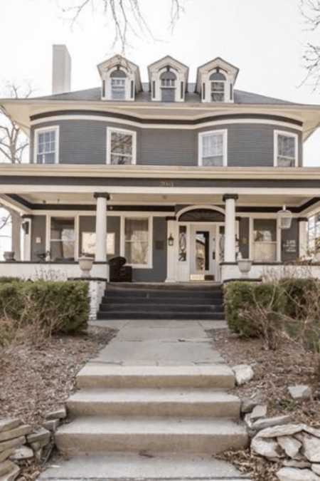 1907 Historic House For Sale In Toledo Ohio — Captivating Houses