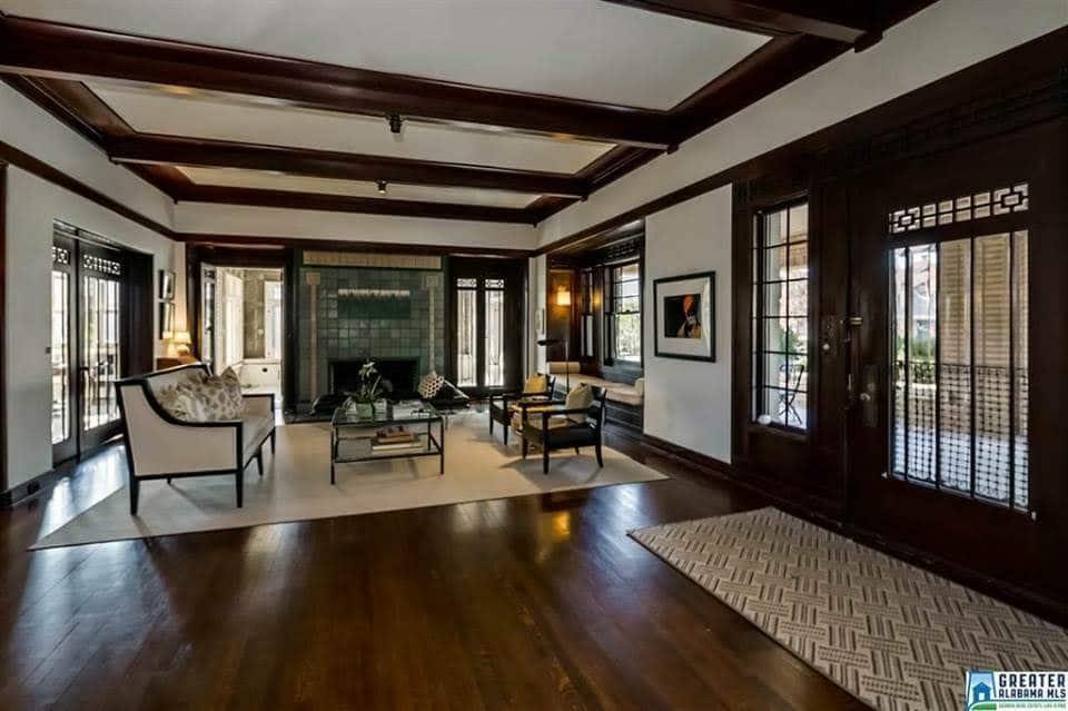 1913 Mansion For Sale In Birmingham Alabama