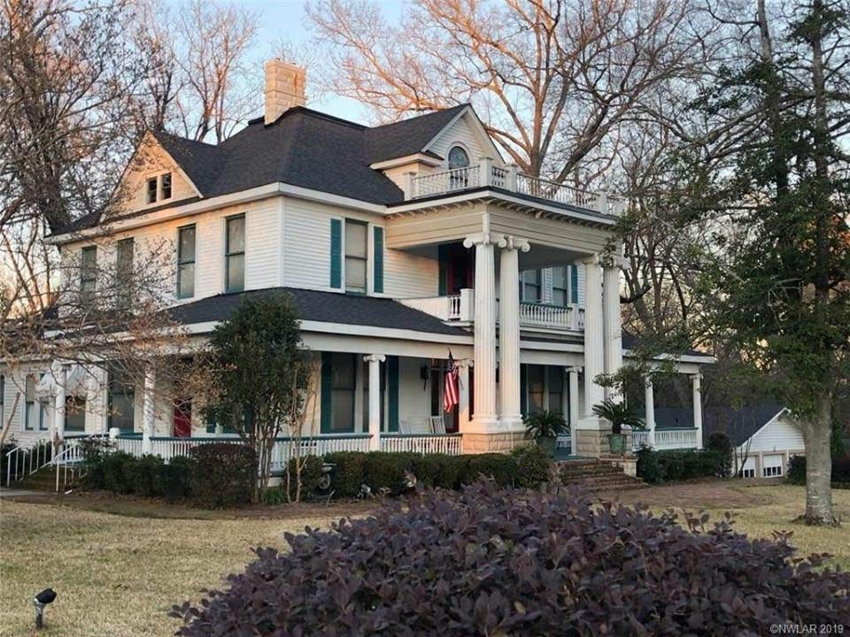 Surprising 1903 Neoclassical For Sale In Minden Louisiana Captivating Beutiful Home Inspiration Xortanetmahrainfo