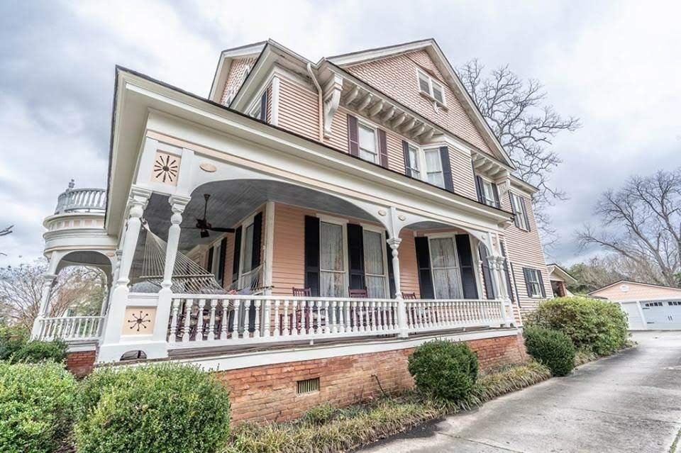 1900 Victorian For Sale In Sandersville Georgia