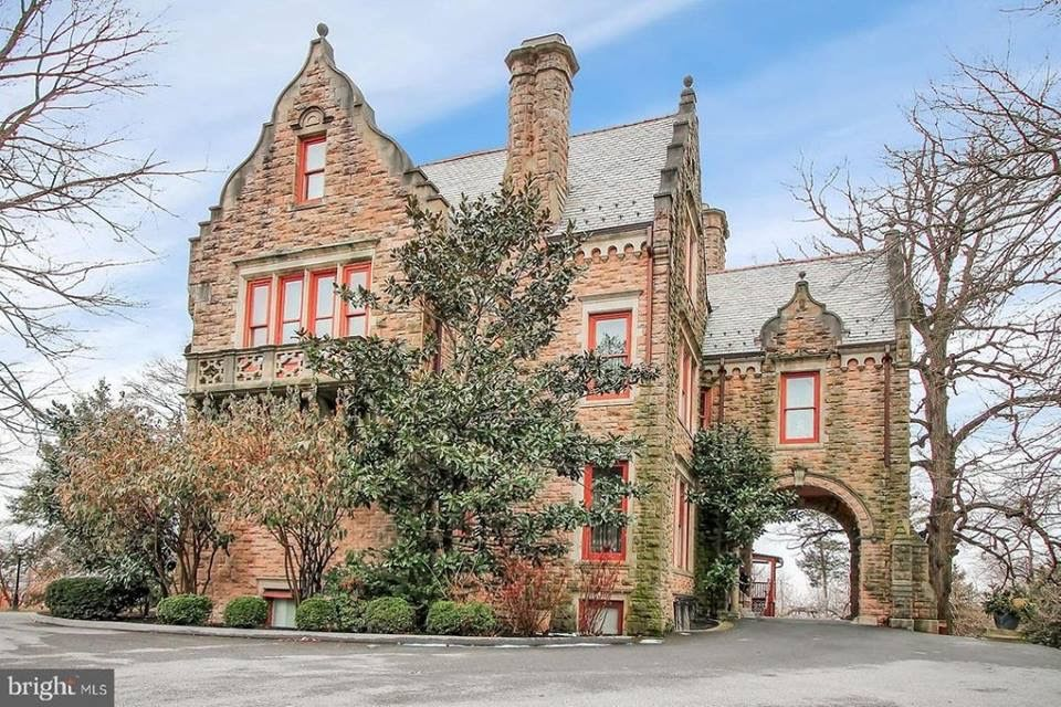 1892 Mansion For Sale In Reading Pennsylvania — Captivating