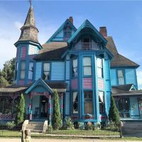 1883 Victorian In Ladoga Indiana