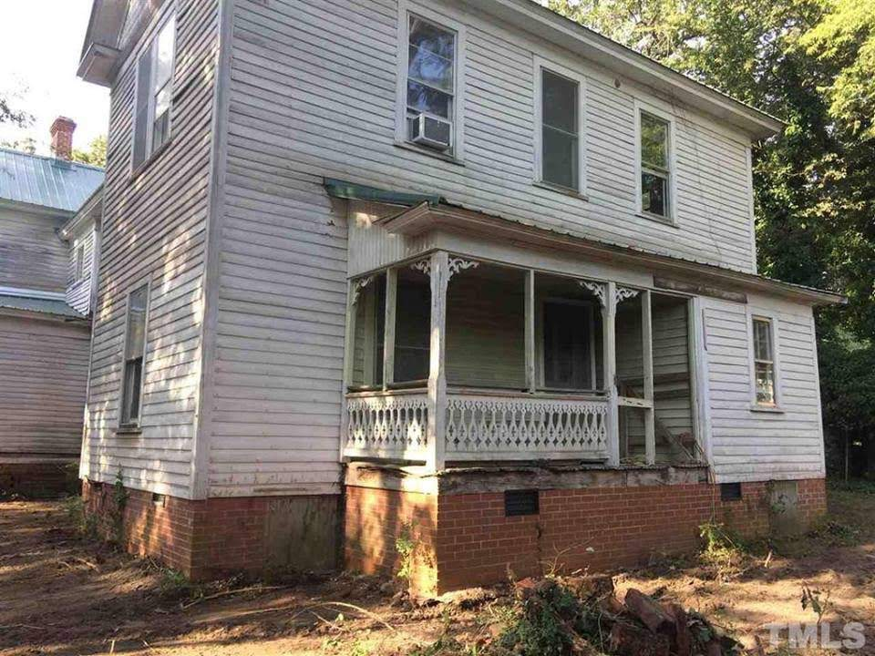 1900 Fixer Upper For Sale In Bonlee North Carolina