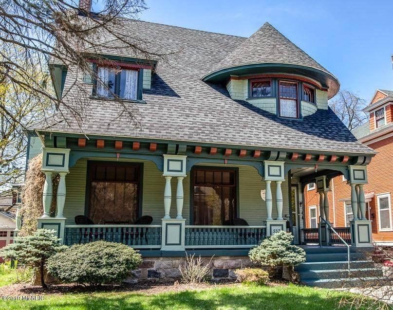 1900 Victorian For Sale In Grand Rapids Michigan