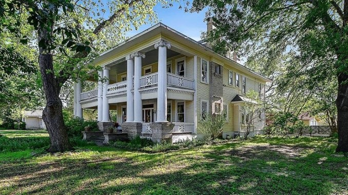 Old Houses For Sale in Texas Archives — Captivating Houses