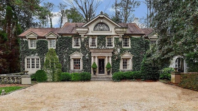 Outstanding Old Houses For Sale In Georgia Archives Page 2 Of 5 Download Free Architecture Designs Momecebritishbridgeorg