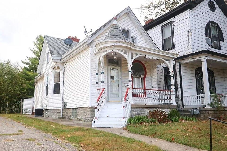 1900 Victorian For Sale In Cincinnati Ohio