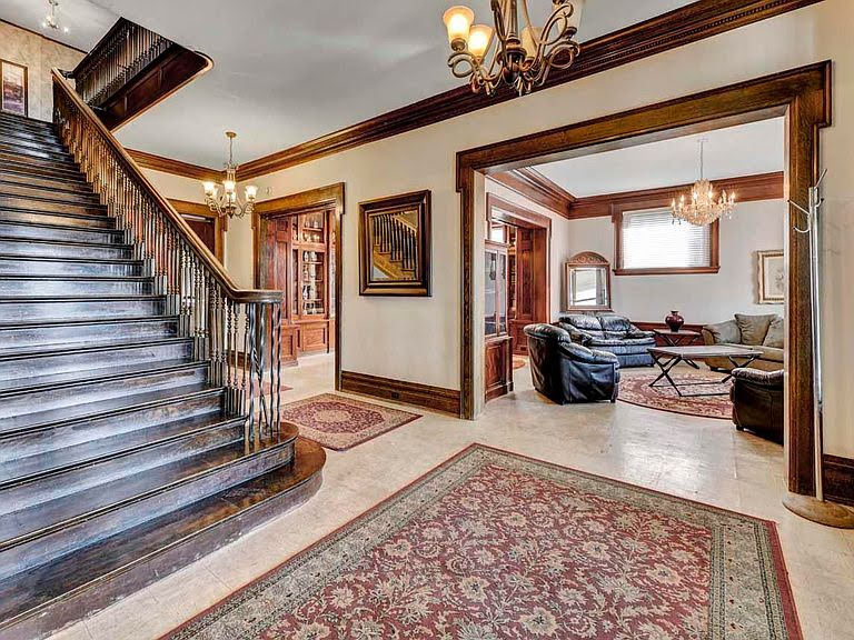 1901 Mansion For Sale In Butte Montana
