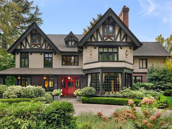 1910 Tudor For Sale In Seattle Washington