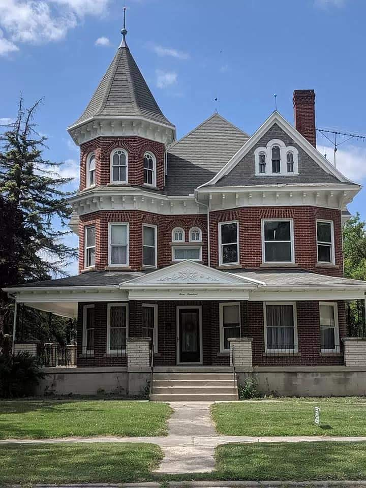 1900 Victorian For Sale In Woodville Ohio