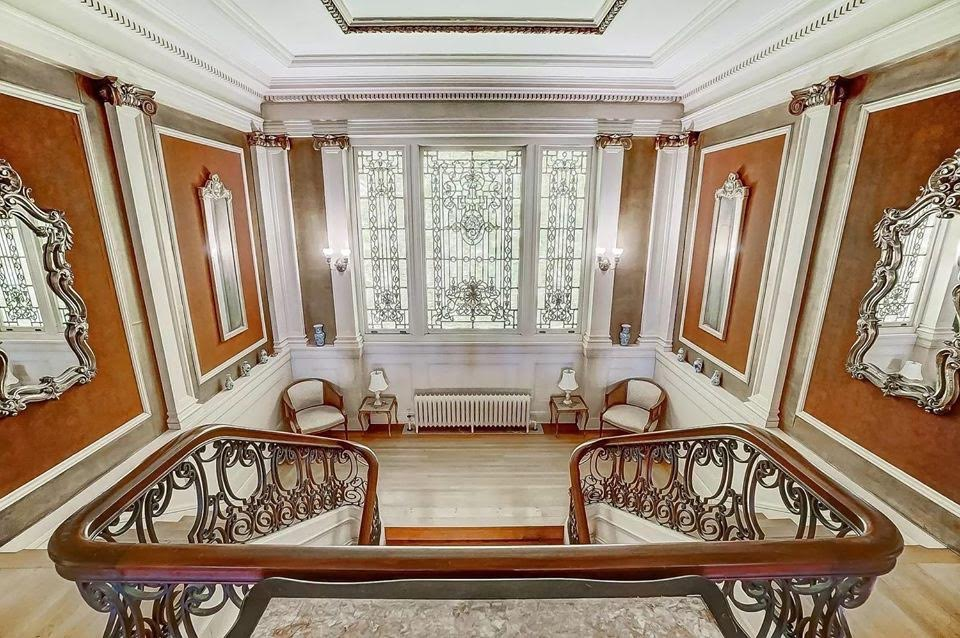 1908 Herschede Mansion For Sale In Cincinnati Ohio