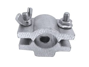 Driftmaster Round Rail Clamp Base 214-B