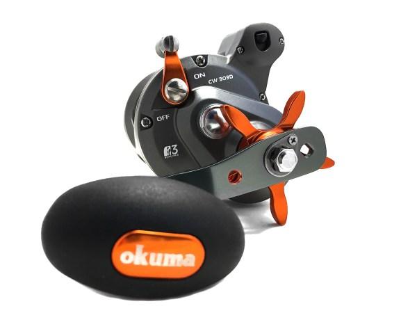 Okuma Coldwater Line Counter Reel CW 303D