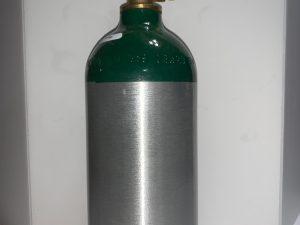 """11"""" oxygen cylinder"""