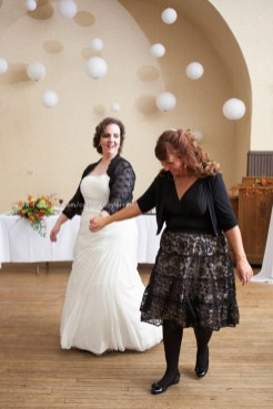 Mother Daughter Dance Wedding Bride LGBT Gay